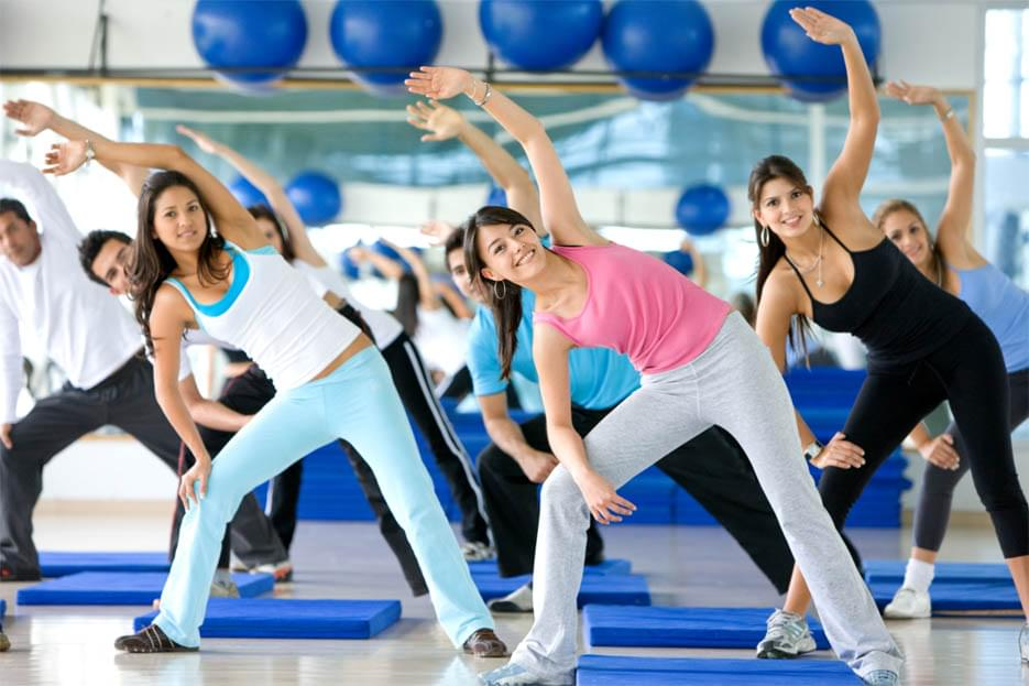 Картинки на фитнес тему